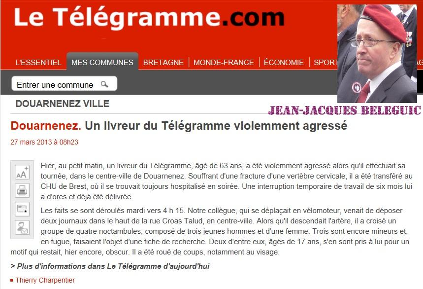 Agression Jean-Jacques