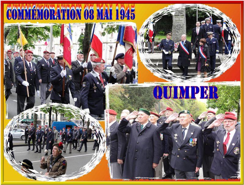 08 mai 1945 Quimper 2013