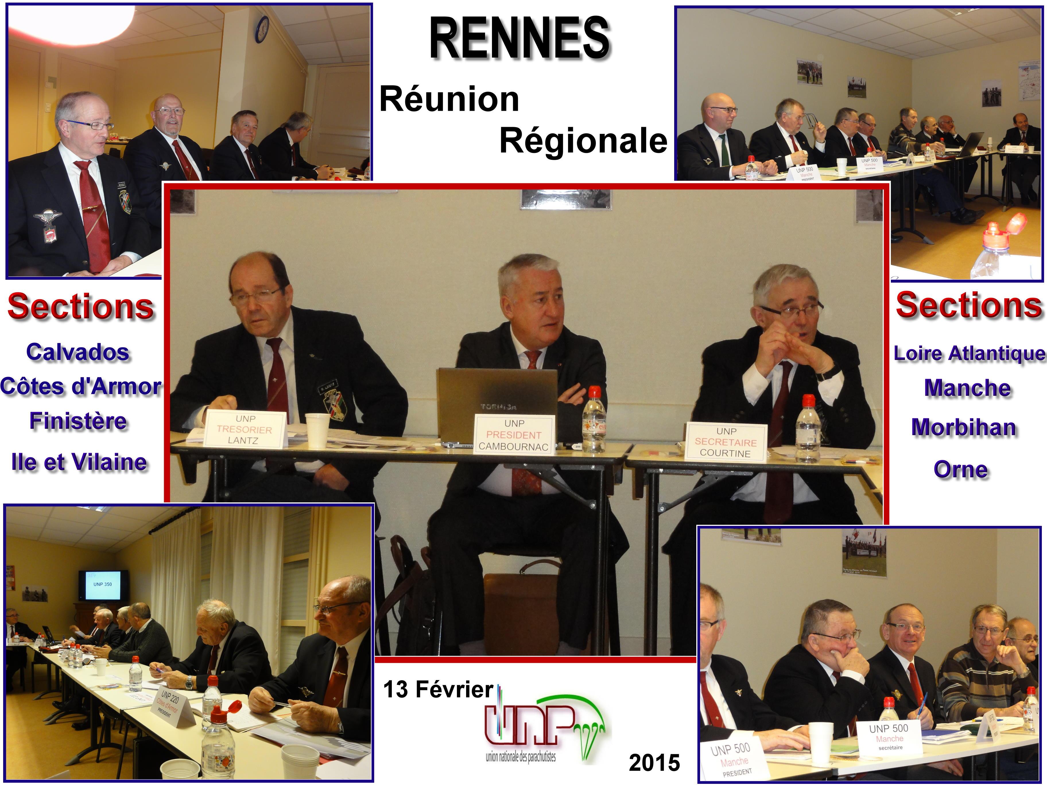 réunion UNP Rennes