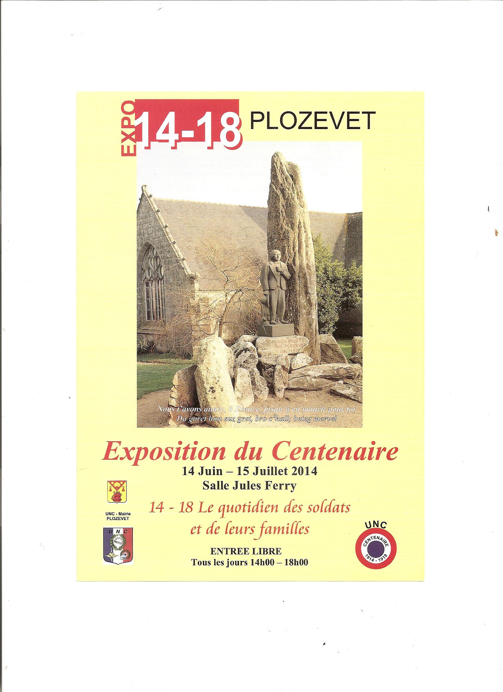 Expo  Plozévet
