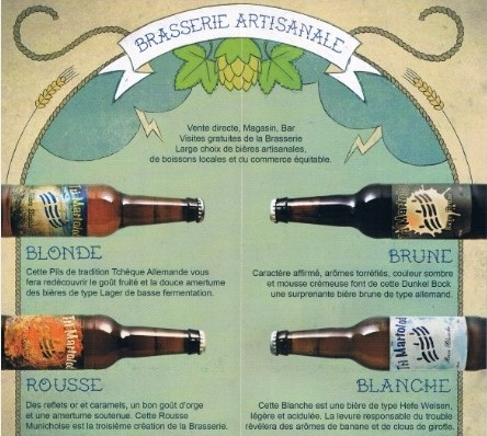 Nos bieres