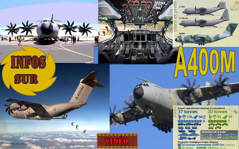 A400M – Delivery to the point of need