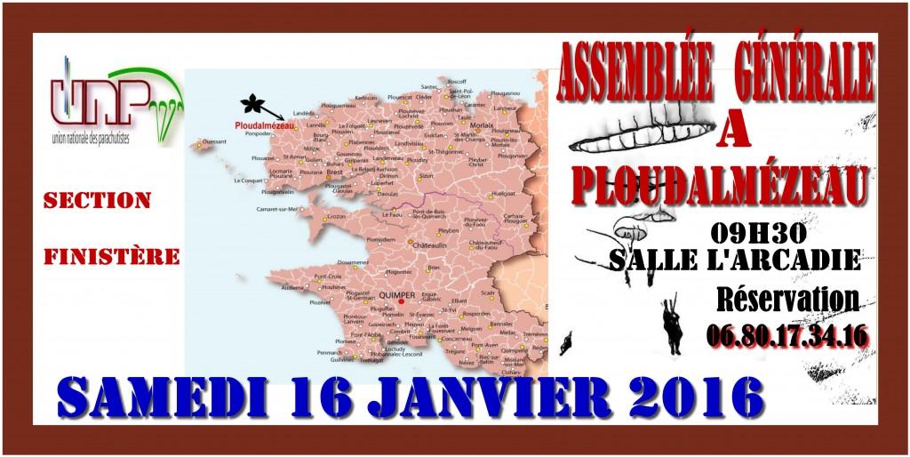 AG 2015 à Ploudalmézeau