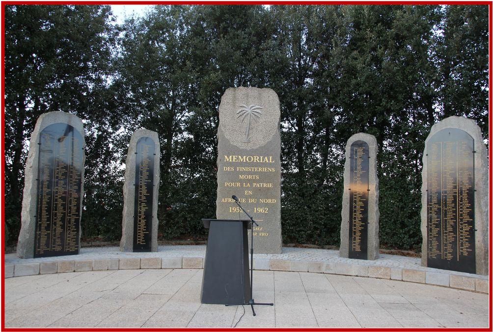 Mémorial AFN Pleyben