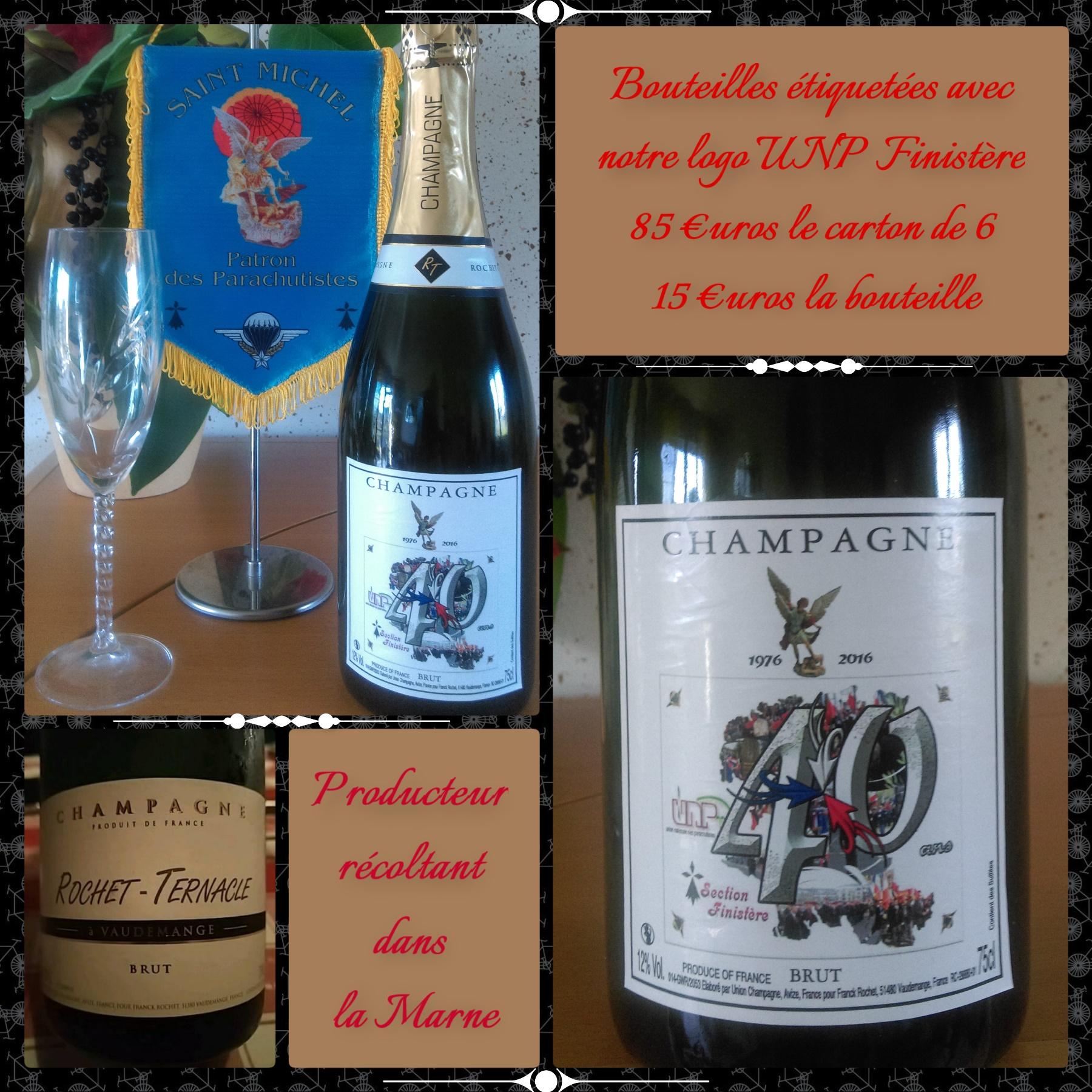 Champagne UNP 290