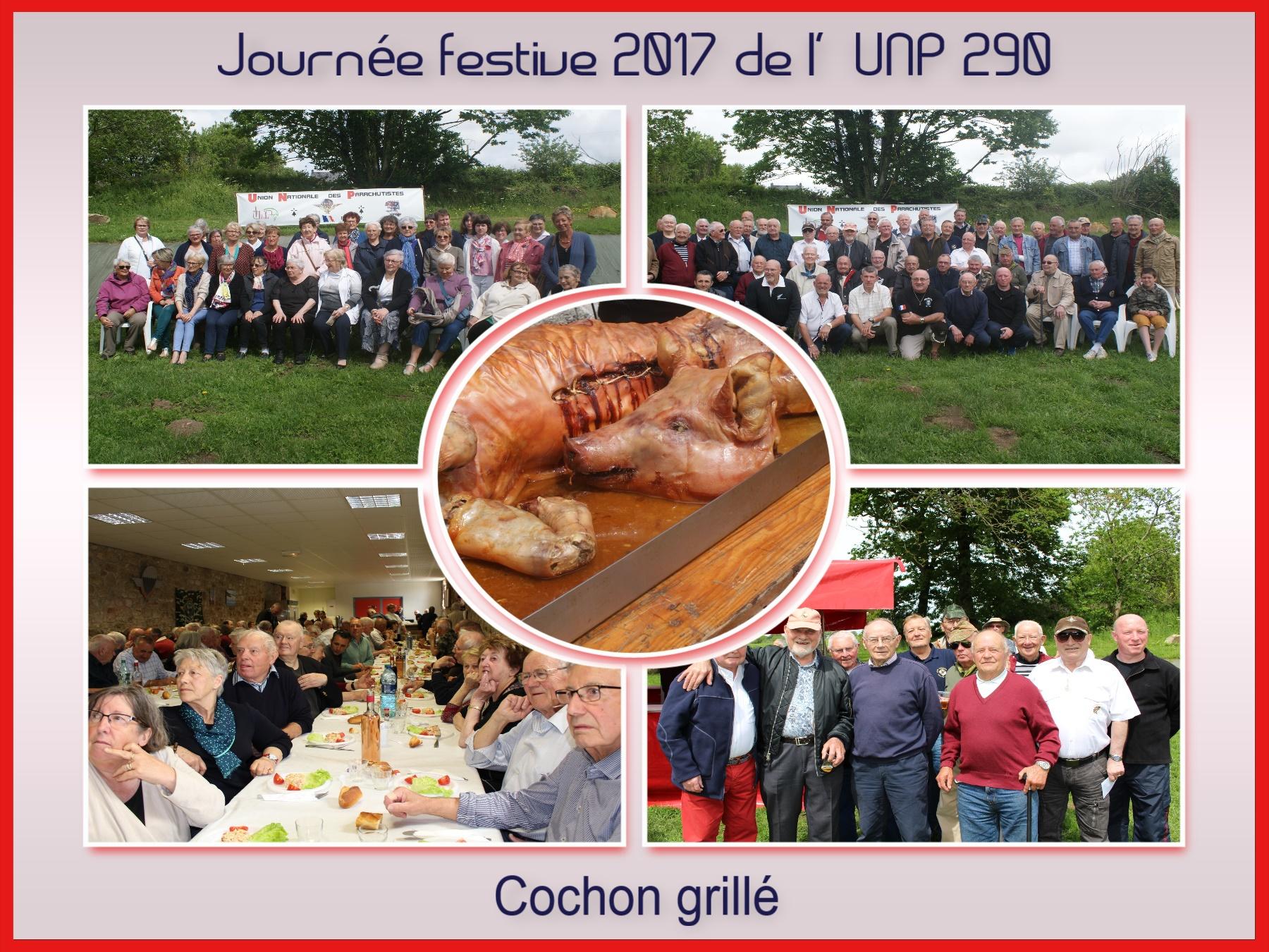 Cochon Grillé 2017
