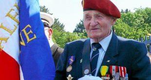 Légion d'honneur. Roger Ouadec décoré