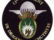 Mort d'un Parachutiste du 13ème RDP