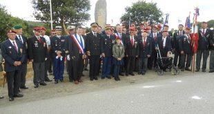 2018, 74e anniversaire des combats de Saint-Connan