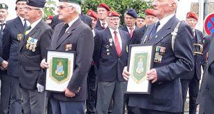"""""""Commando François"""" Pont-Aven 29 mai 2019"""