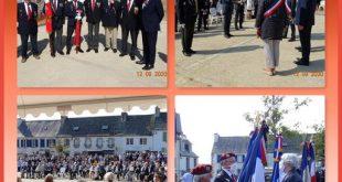 Plougasnou : ville médaillée de la Résistance